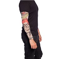 Sleeve with Skeleton Tattoo - Skeleton - 2 pcs - Costume Accessory