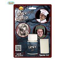 Bílý Latex s Houbičkou - Halloween - 26 g - Party doplňky