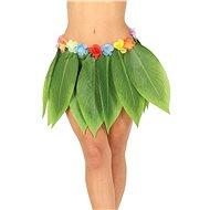 Dospělá Sukně Havajská - Hawaii - Tropické Listy - 38 cm - Doplněk ke kostýmu