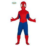 Dětský Kostým - Spider Boy- vel. 7-9 let - Dětský kostým