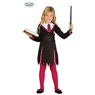 Dětský Kostým - Studentka Kouzel a Magie - Čarodějka - Harry Potter- vel. 5-6 let - Dětský kostým