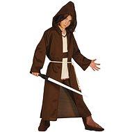Kostým - Hnědý Plášť - Star Wars - Jedi - vel.7-9 let - Kostým