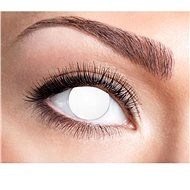 Contact Lenses - White - Halloween - Costume Accessory