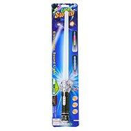 Meč Samuraj - Ninja - Star Wars se Zvukem a Světlem - 52 cm  - Party doplňky