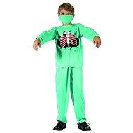 Dětský Kostým Doktor Zombie vel.120-130 cm - Halloween - Dětský kostým