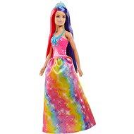 Barbie Princezna s dlouhými vlasy - Panenky