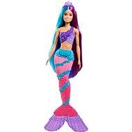 Barbie Mořská Panna s dlouhými vlasy - Panenky