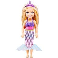 Barbie Chelsea s oblečky - Panenky