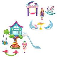 Barbie Chelsea Herní set - Panenky