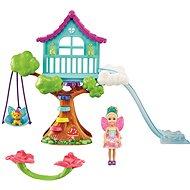 Barbie Chelsea S Domkem na stromě - Panenky
