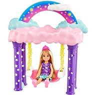 Barbie Chelsea s houpacím koníkem - Panenky