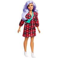 Barbie Modelka - V kostkovaných šatech - Panenky