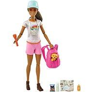 Barbie Wellness Panenka turistka - Panenky