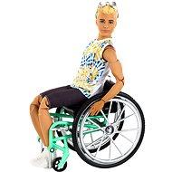Barbie Model Ken Na invalidním vozíku - Panenky