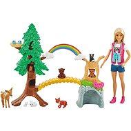 Barbie Průzkumnice - Panenky