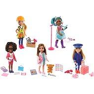 Barbie Chelsea v povolání - Panenky