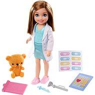 Barbie Chelsea Doktorka - Panenky