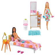 Barbie Pokoj a panenka - Panenky