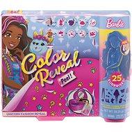 Barbie Color Reveal Fantasy jednorožec - Panenky