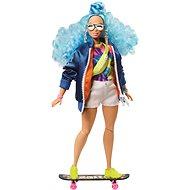 Barbie Extra - Se skateboardem - Panenky
