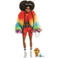 Barbie Extra - V duhové bundě - Panenky
