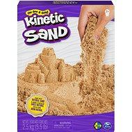 Kinetic Sand 5Kg Hnědého Tekutého Písku - Kinetický písek