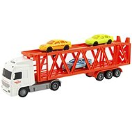 Kamion přepravník + 3 auta - Auto