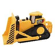 Stavební stroj buldozer - Auto