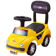 Odrážedlo auto žluté - Odrážedlo