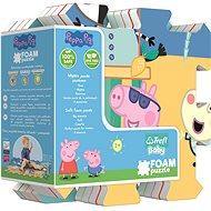 Pěnové puzzle Prasátko Peppa/Peppa Pig - Pěnové puzzle
