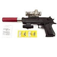 Pistole na vodní kuličky + náboje - Dětská pistole