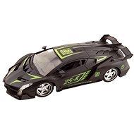 Auto sportovní RC 27MHz na dálkové ovládání - RC auto na dálkové ovládání