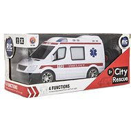 Auto RC ambulance - RC auto na dálkové ovládání