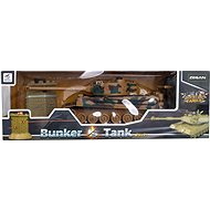 Tank RC + bunkr