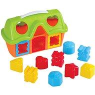 Vkládačka stodola s tvary - Vkládačka