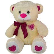 Medvěd Nosík Béžový - 40 cm - Plyšový medvěd