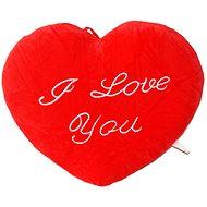 Srdce Love - 28 cm - Plyšák