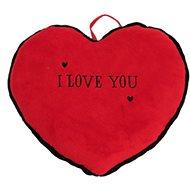 Srdce Love - 30 cm - Plyšák