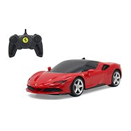 Jamara Ferrari SF90 Stradale 1:24 červené 2,4GHz - RC auto na dálkové ovládání