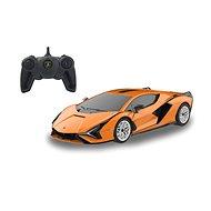 Jamara Lamborghini Sián 1:24 oranžový 2,4GHz - RC auto na dálkové ovládání