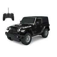 Jamara Jeep Wrangler JL 1:24 černé 27MHz   - RC auto na dálkové ovládání