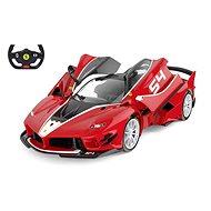 Jamara Ferrari FXX K Evo 1:14 červené door manual 2,4G A   - RC auto na dálkové ovládání