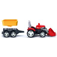 Efko Multigo 1+2 Traktor s přívěsem - Auto