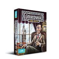 Únikovka - Zkáza Londýna - Stolní hra