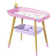 BABY born Přebalovací stůl - Doplněk pro panenky
