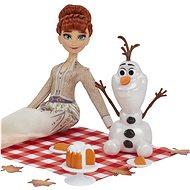 Ledové Království 2 Anna a Olaf Podzimní piknik - Panenka