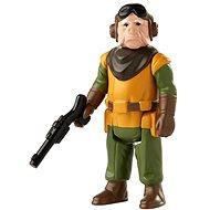 Star Wars S3 Retro Figures Ast Kuiil - Figurka
