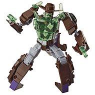 Tranformers Cyberverse Trooper class 6-8 kroků transformace Wildwheel - Figurka