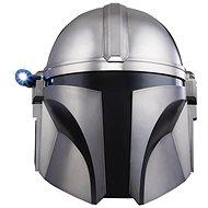 Star Wars BL Man Mandalorian Elec Helmet - Party doplňky