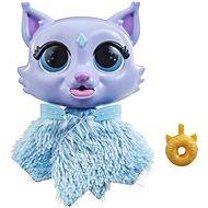 Interaktivní hračka FurReal Friends Hladový mazlíček - modrý